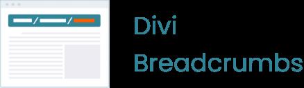 Divi Breadcrumbs